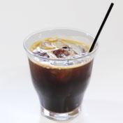 アイスアメリカーノ(アイスコーヒー)のイメージ写真