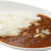 ハヤシライス<br />【サラダ・スープ付き】のイメージ写真