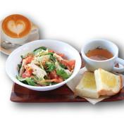 グリーンサラダのイメージ写真