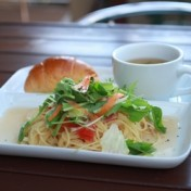 【期間限定】<br />冷製スパゲッティセットのイメージ写真
