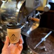 ホットコーヒーのイメージ写真